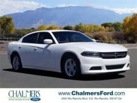 2016 Dodge Charger SE Bright White Clearcoat CARFAX