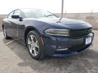 Electric Blue Pearlcoat 2016 Dodge Charger SXT AWD