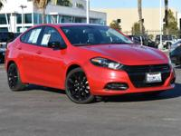 Redline 2 Coat Pearl 2016 Dodge Dart SXT FWD 6-Speed