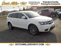 Safe and reliable, this 2016 Dodge Journey R/T