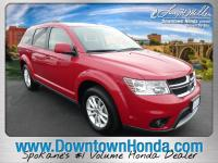 Red Line 2016 Dodge Journey SXT AWD 6-Speed Automatic