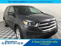 2016 Ford Edge SE Recent Arrival! CARFAX One-Owner.
