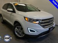 CARFAX One-Owner. Edge SEL, 4D Sport Utility, 3.5L V6