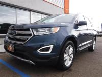 FUEL EFFICINT 2016 FORD EDGE SEL AWD V6 RATED AT 28 MPG