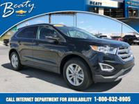 2016 Ford Edge SEL AWD. Vin decoding may not always be