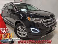 2016 Ford Edge SEL 4D Sport Utility **ONE OWNER**,