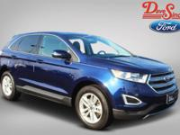 Discover our One Owner, Accident Free, 2016 Ford Edge
