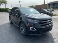 THIS IS A 2016 FORD EDGE SPORT....ALL WHEEL