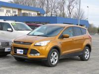 Electric Spice 2016 Ford Escape SE 4WD 6-Speed