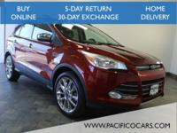 4WD! CARFAX One-Owner. Clean CARFAX. 2016 Ford Escape