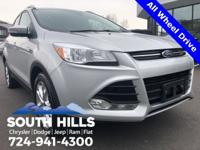 2016 Ford Escape Titanium Back Up Camera, Heated Seats,