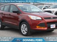 CARFAX One-Owner. Clean CARFAX. Sunset 2016 Ford Escape