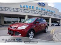 CARFAX One-Owner. Clean CARFAX.2016 Ford Escape SE Ruby