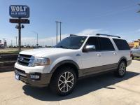 Look at this 2016 Ford Expedition EL KING. Its