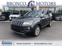 New Price! Caribou Metallic 2016 Ford Explorer Limited