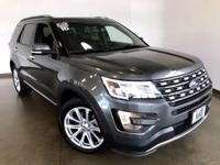 *** 2016 Ford Explorer Limited *** All Wheel Drive ***