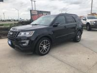 Come see this 2016 Ford Explorer Sport. Its Automatic