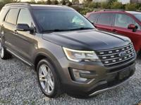 Guard Metallic 2016 Ford Explorer XLT AWD Well equipped