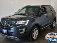 2016 Ford Explorer XLT *ONE OWNER...NO ACCIDENTS*,