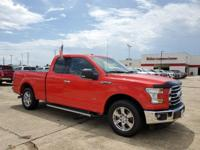 We are excited to offer this 2016 Ford F-150. This