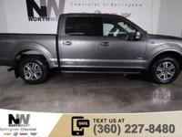 LARIAT PACKAGE, 4WD, LEATHER SEATS, DUAL POWER SEATS,