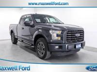 Looking for a clean, well-cared for 2016 Ford F-150?