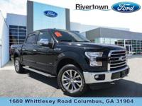 This 2016 Ford F-150 XLT 4x4 SuperCrew is equipped with