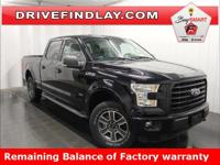 2016 Ford F-150 Sport 3.5 Ecoboost Black Balance of