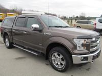 2016 FORD F-150 CREW CAB FX4 LARIAT. PW,PL, TWIN POWER