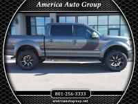 SPORT APPEARANCE PACKAGE LARIAT FX4 4X4 3.5L