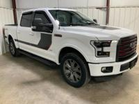 This 2016 Ford F-150 Lariat Sport is proudly offered by