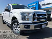 Giant Chevrolet is proud to offer this 2016 Ford F-150