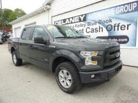 2016 Ford F-150 XL 4WD, 3.31 Axle Ratio, Body-Color