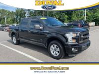 Certified, low miles and super clean 2016 Ford F-150 XL