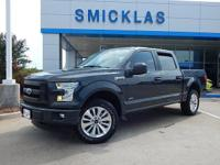We are excited to offer this 2016 Ford F-150. Your