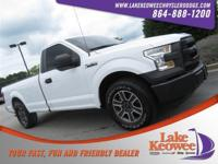 This outstanding example of a 2016 Ford F-150 2WD Reg