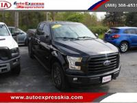 "- - - 2016 Ford F-150 4WD SuperCab 145"" XLT - - -  4"