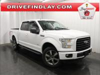 2016 Ford F-150 XLT 302A Sport White Balance of
