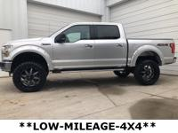 **BACKUP CAMERA**, **HEATED SEATS**, **4WD**, **LIFT