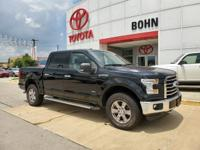 We are excited to offer this 2016 Ford F-150. This Ford