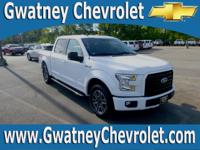 2016 Ford F-150 XLT, 4D SuperCrew, Equipped with