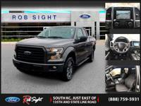 Recent Arrival! 4X4, V8, XLT Sport Appearance Package,