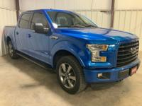 Rowe Motorcars is excited to offer this 2016 Ford F-150