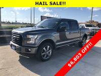 Come see this 2016 Ford F-150 FX4. Its Automatic