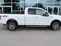 2016 Ford F-150 XLT White Platinum Metallic Tri-Coat