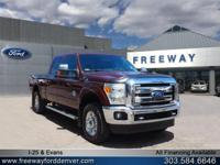 CREW CAB 4WD 6.7 DIESEL LARIAT ULTIMATE PACKAGE3.55