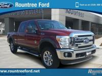 We are excited to offer this 2016 Ford Super Duty F-250