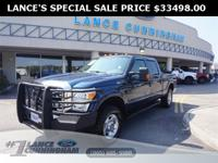 CARFAX One-Owner. Clean CARFAX.2016 Ford F-250SD XLT