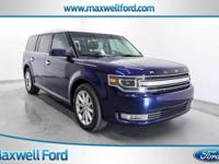 Check out this gently-used 2016 Ford Flex we recently