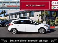 BackUp Camera - 5 Door Hatchback - Automatic - Clean